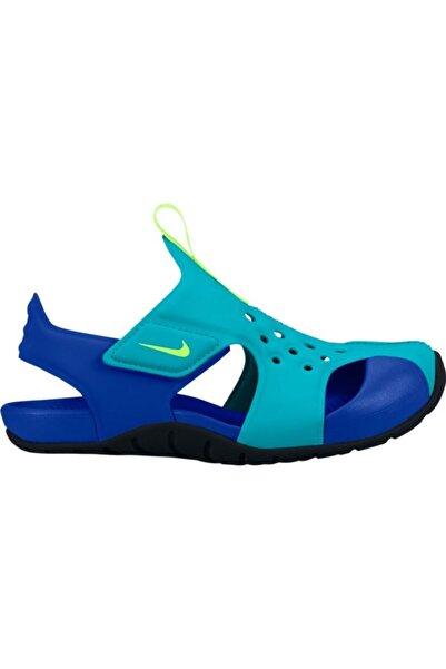 Nike Çocuk Yeşil Sunray Protect 2 Sandalet 943826-303