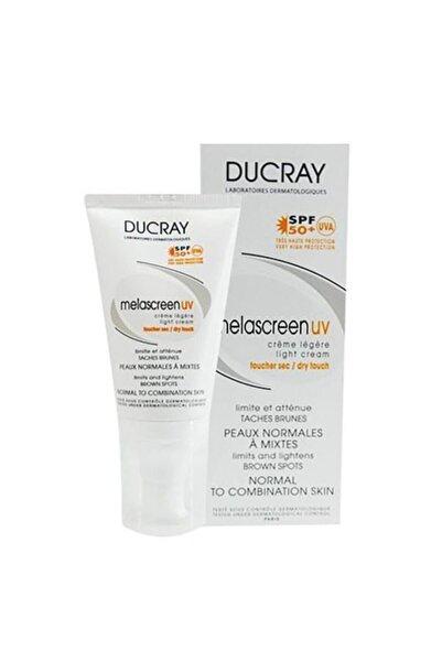 Ducray Melascreen Light Cream Spf50+ 40ml