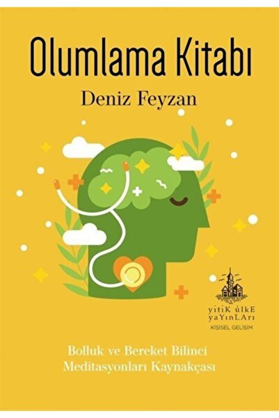 Yitik Ülke Yayınları Olumlama Kitabı & Bolluk Ve Bereket Bilinci Meditasyonları Kaynakçası