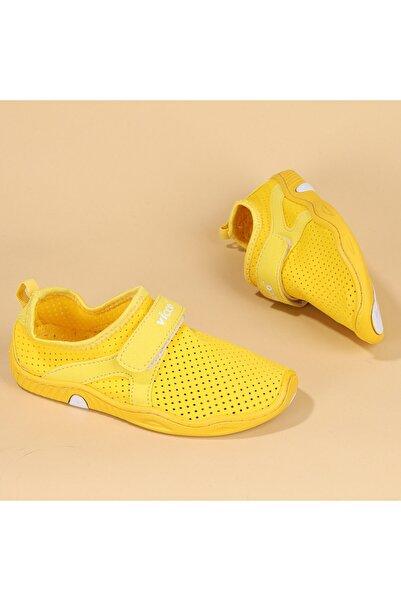 Vicco Erkek Çocuk Sarı Deniz Ayakkabısı