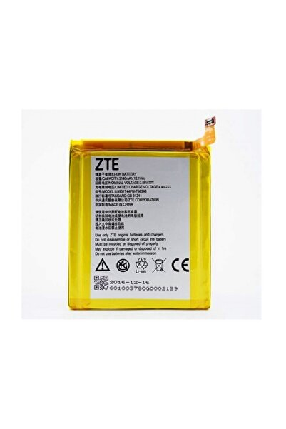 ZTE Axon 7 A2017-5.5 Inç Batarya Pil Lı3931t44p8h756346-ithalatçı Garantilidir