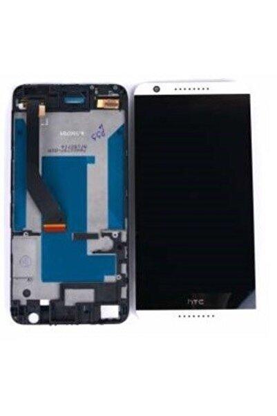 HTC Desire 820pi Lcd Ekran Dokunmatik Öncam Çıtalı