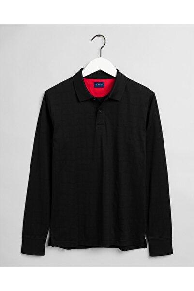 Gant Erkek Siyah Polo