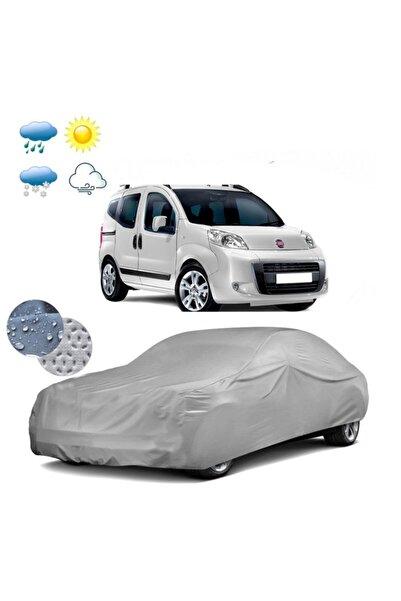 AutoZEL Fiat Fiorino Branda Araba Koruyucu Miflonlu Oto Brandası