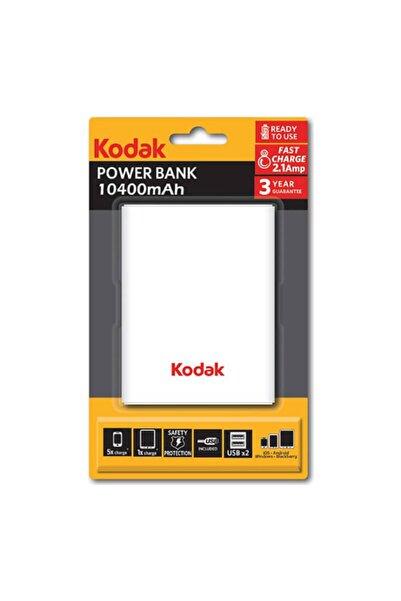 Kodak Taşınabilir Akıllı Şarj Cihazı 10400 281725