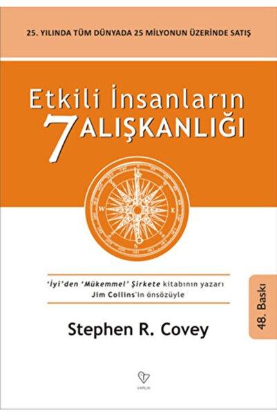 Varlık Yayınları Etkili İnsanların 7 Alışkanlığı  Stephen R. Covey