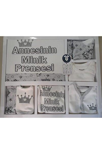 Miniworld Annesinin Minik Prensesi 10'lu Hastane Çıkış Seti Ekru