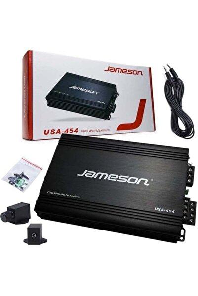 Jameson 4 Kanallı 2000 Watt Oto Amfi