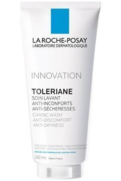 La Roche Posay Posay Toleriane Caring Wash 200 Ml - Nemlendirici Temizleyici Jel