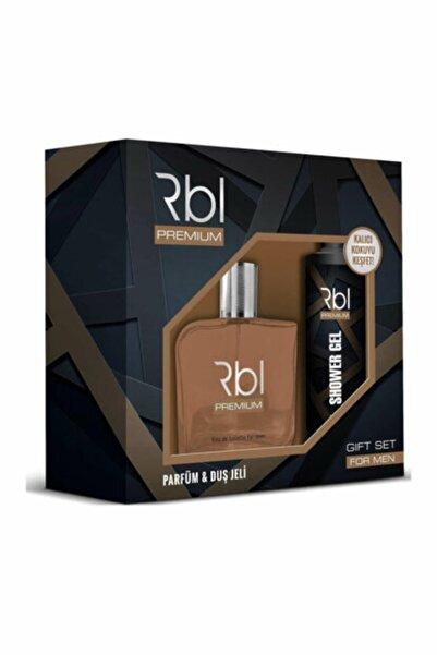 Rebul Premium Edt Erkek Parfümü 100 Ml + Duş Jeli 200 Ml 8691226628509