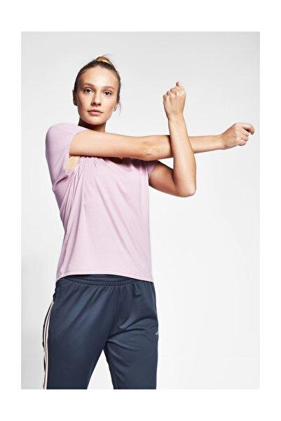 Lescon Kadın Lila T-Shirt 20B-2027