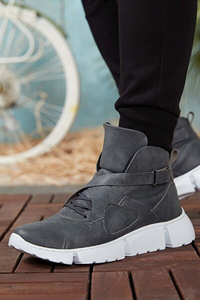 DARK SEER Erkek Füme Sneaker DS.CHK081