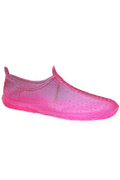 Moda Frato Unisex Pembe Şeffaf Deniz Ayakkabısı