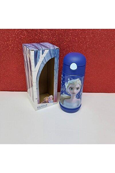 Frocx Frozen 350 Ml Çelik Matara/suluk-kız Çocuk