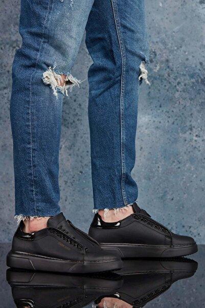 DARK SEER Full Siyah Erkek Günlük Ayakkabı