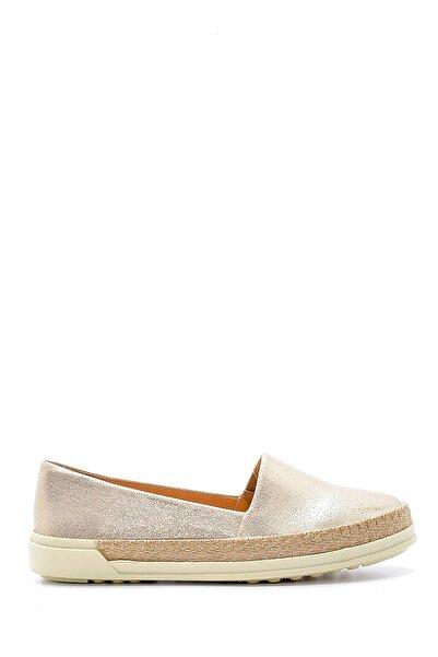 Derimod Kadın Altın Casual Ayakkabı