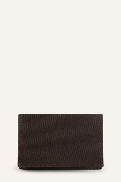 Mudo Erkek Kahverengi Bölmeli Cüzdan 1220703