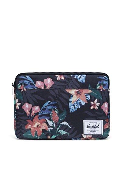 Herschel Supply Co. Herschel Supply Laptop Kılıfı Anchor Sleeve For 13 Inch Macbook Summer Floral Black 13