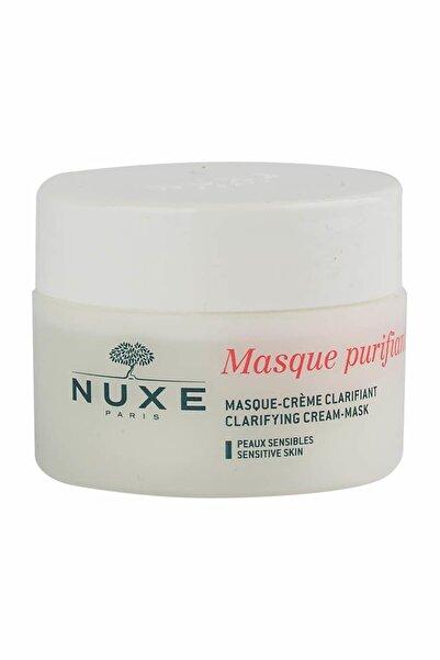 Nuxe Masque Purifiant Doux Aux Petales De Rose 50 Ml
