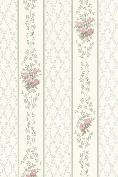 Bien 487-68836 Dollhouse Çiçek Şerit Desenli Ithal Duvar Kağıdı 5,33 M².jpg