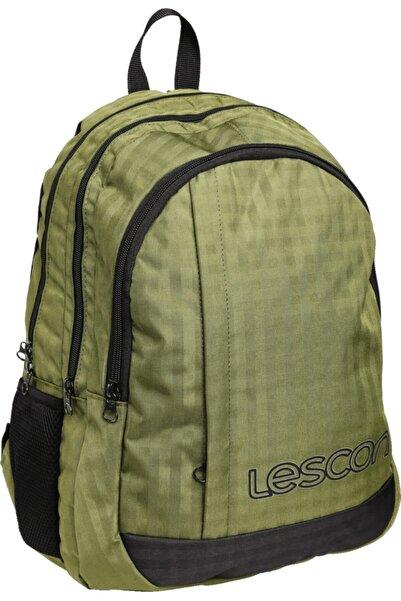 Lescon Haki Sırt Çantası La-2080
