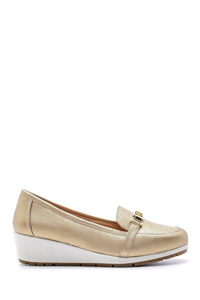 Derimod Kadın Altın Ayakkabı