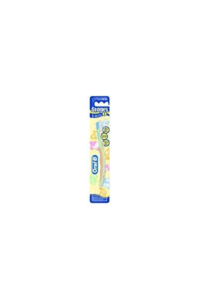 Oral-B Dıs Fırcası Stages Baby Soft 4-24