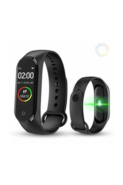 Trendyol Home M4 Akıllı Saat Özellikli Akıllı Bileklik Band M4 Renkli Ekran