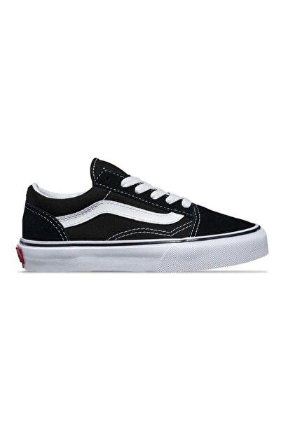 Vans Çocuk Siyah Sneaker Uy Old Skool