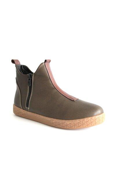 Beta Shoes Kadın Yeşil Casual Ayakkabı