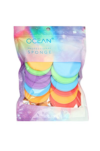 Ocean 12'li Latex Makyaj Süngeri