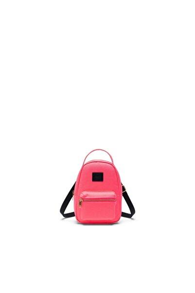 Herschel Supply Co. Herschel Supply Bel Çantası Nova Crossbody Neon Pink Black