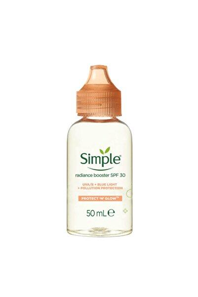 Simple Protect & Glow Işıltı Veren Spf 30 Serum 50 ml