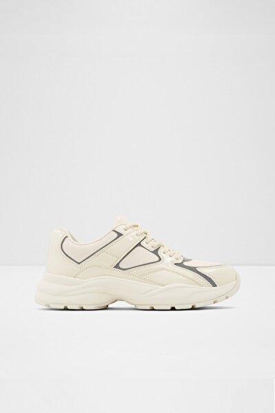Aldo Kadın Krem Bağcıklı  Sneaker