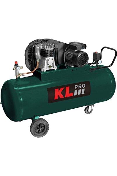 KLPRO Klk200t Hava Kompresörü 3hp 200lt 10 Bar Trifaze