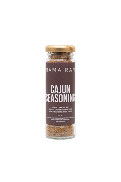 Mama Ram Cajun Seasoning