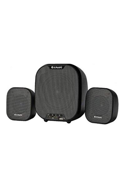 Kawai Hs-15 2 1 Fm/sd/usb Ses Sistemi Extra Bass