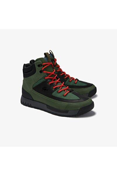 Lacoste Erkek Yeşil Ayakkabı