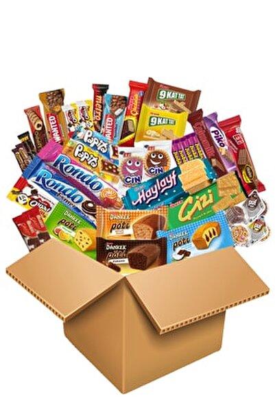 Benzersiz Çikolata Fırsat Paket 38 Parça