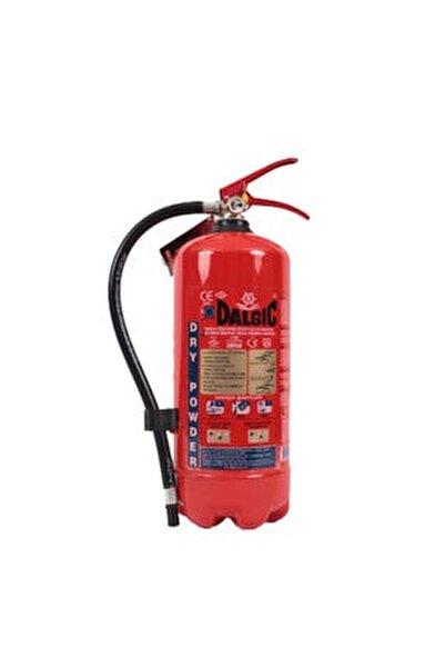 Yangın Söndürücü 4 Kg Abc Kimyevi Tozlu Yangın Söndürme Tüpü Tse Belgeli 4 Yıl Garantili