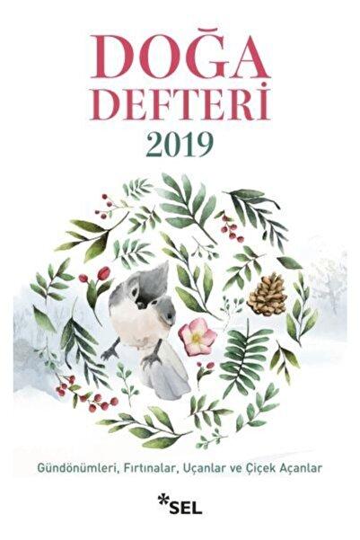 Sel Yayınları Doğa Defteri 2019