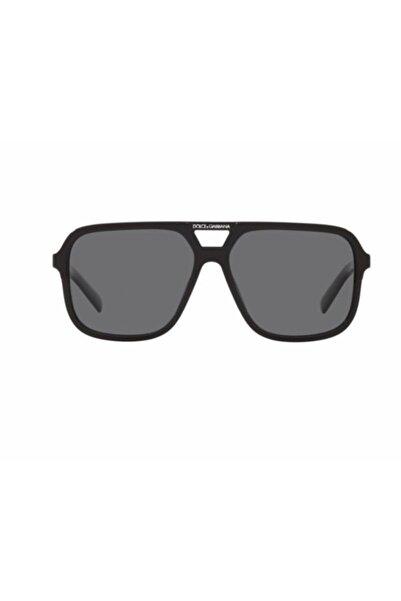 Dolce Gabbana Dolce&gabbana Dg4354 501/87 58 3n Erkek Güneş Gözlüğü