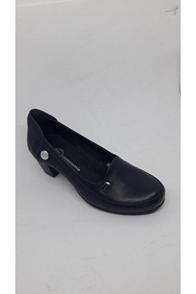 Mammamia Kadın Lacivert Ayakkabı
