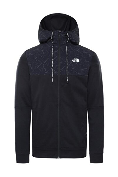THE NORTH FACE Train Overlay Erkek Mont Siyah