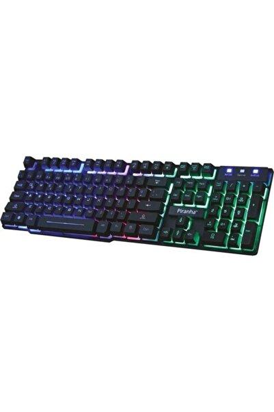 Piranha 2345 Gaming Keyboard Oyuncu Klavyesi