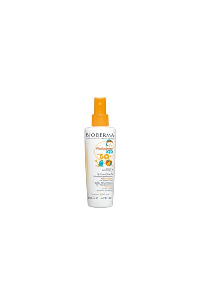 Bioderma Photoderm Kıd Spray Spf 50+ 200 ml