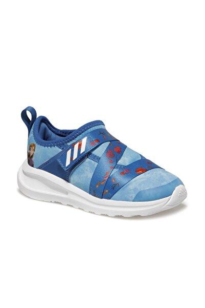 adidas Fortarun X Frozen I Mavi Erkek Çocuk Koşu Ayakkabısı