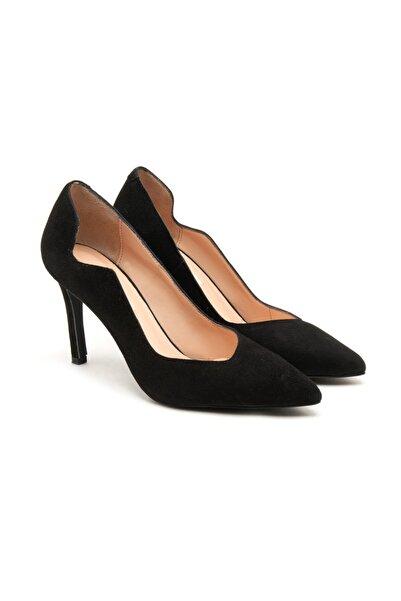 Desa Simona Kadın Süet Klasik Ayakkabı