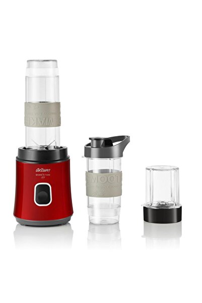 Arzum AR1101-N Shake'N Take Joy Personal Blender - Pomegranate