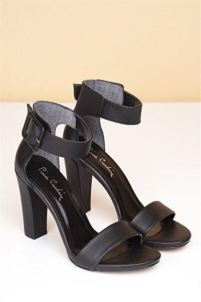 Pierre Cardin Pc-50171 Siyah Kadın Ayakkabı